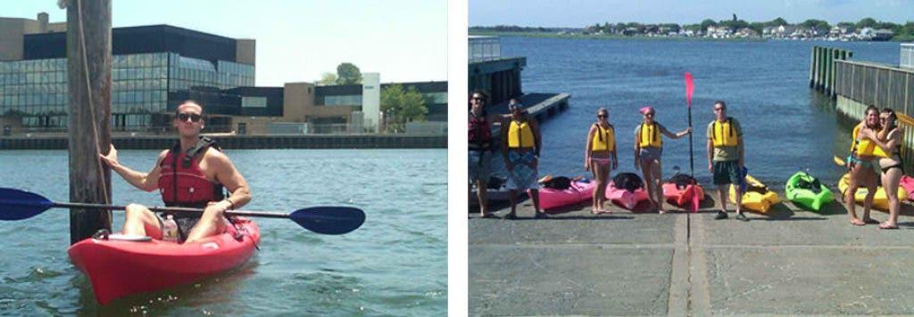 Kayaking Adventure To Long Beach
