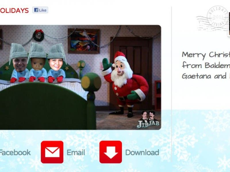 Send an Animated Holiday ECard | Woodstock, GA Patch