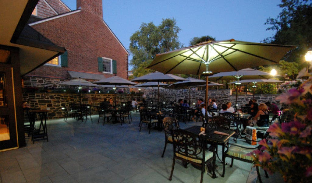 Outdoor Dining In Princeton Princeton Nj Patch