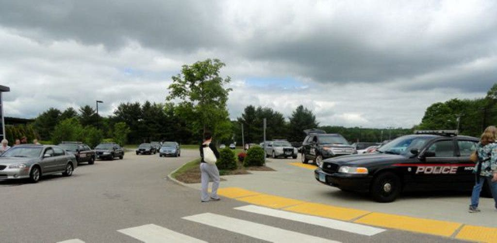 Texting Heightened Lockdown Fears at Montville High