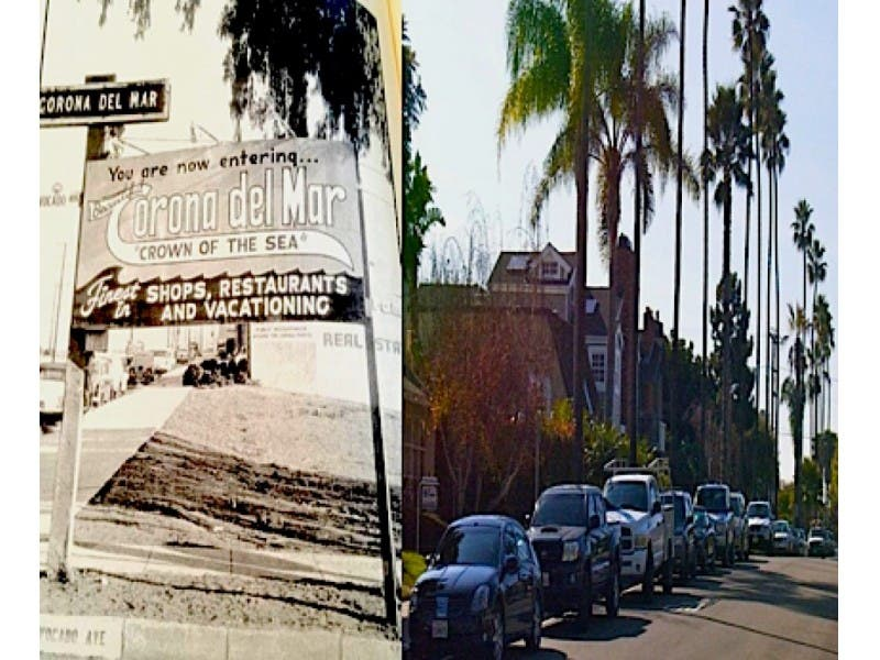 Corona Del Mar Town Hall Meeting Then And Now Newport Beach Ca Patch