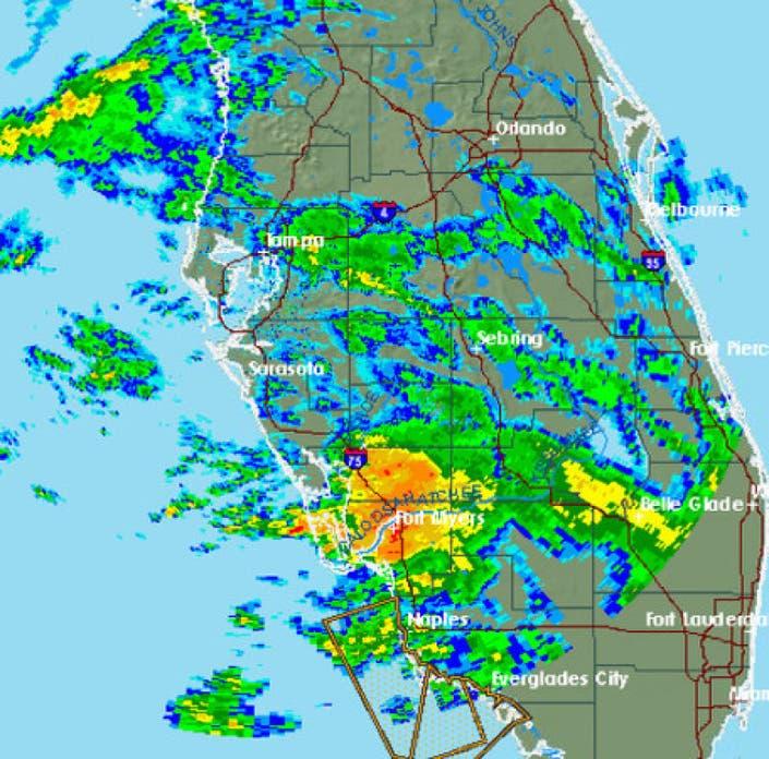 Rain And High Winds Forecast Tonight Sarasota Fl Patch