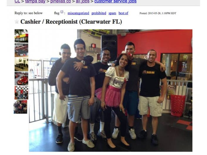 100 Clearwater Job Openings From Craigslist Clearwater Fl Patch