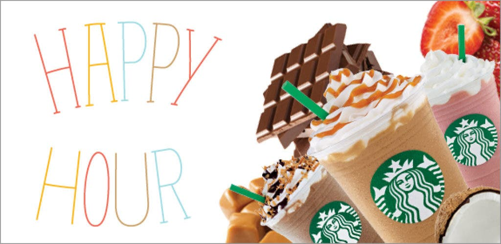 Ready for Starbucks 'Happy Hour'? | Pinellas Beaches, FL Patch