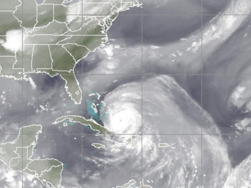 register emergency contact info as precaution during hurricane