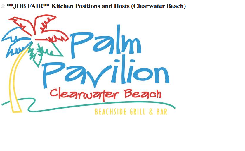 100 Clearwater Jobs Posted to Craigslist | Clearwater, FL Patch