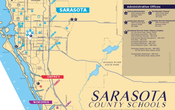 Sarasota County District Map – Take a Look ... on frostproof map, holmes map, cape coral map, narcoossee map, myakka map, tamiami fl map, grayton beach on map, fort myers map, siesta key map, tampa area map, ontario intl airport map, florida map, boca grande map, warm mineral springs map, anna maria map, longboat map, jacksonville map, lakewood park map, lido key map, lake okeechobee map,