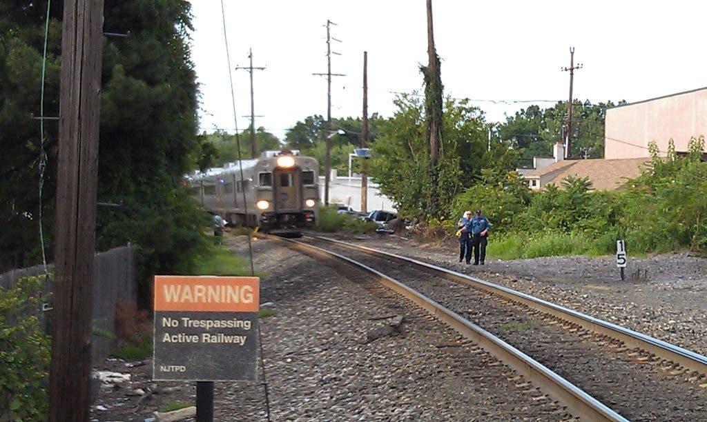 Woman Struck by Train Near New Bridge Train Station | River Dell, NJ