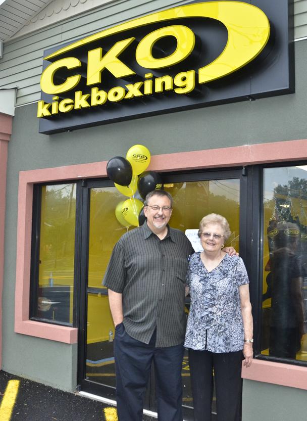 Fanwood's CKO Kickboxing Celebrates Grand Opening   Scotch Plains