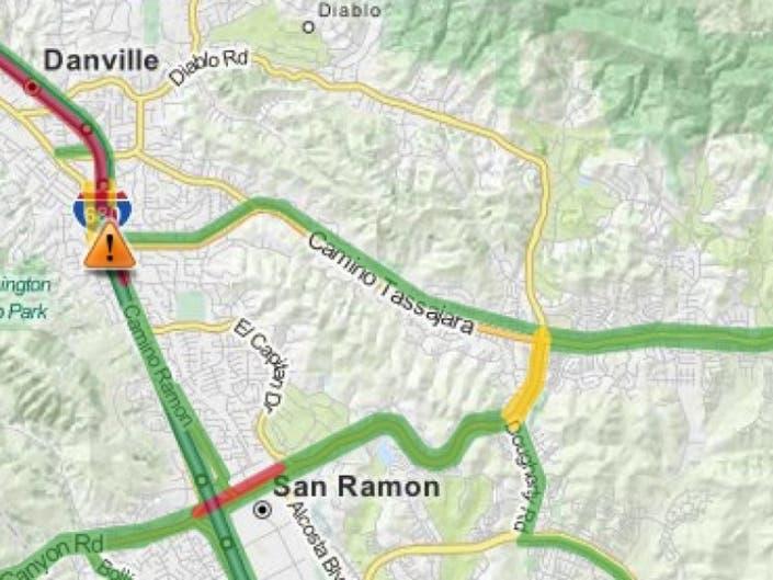 Kcbs Traffic Map on ksl traffic, kron 4 traffic, kfmb traffic, wgn traffic, abc traffic,