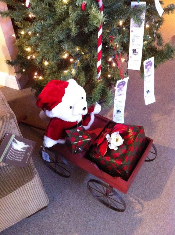 Gardiners Furniture Hosts Angel Tree Program In Anne Arundel County
