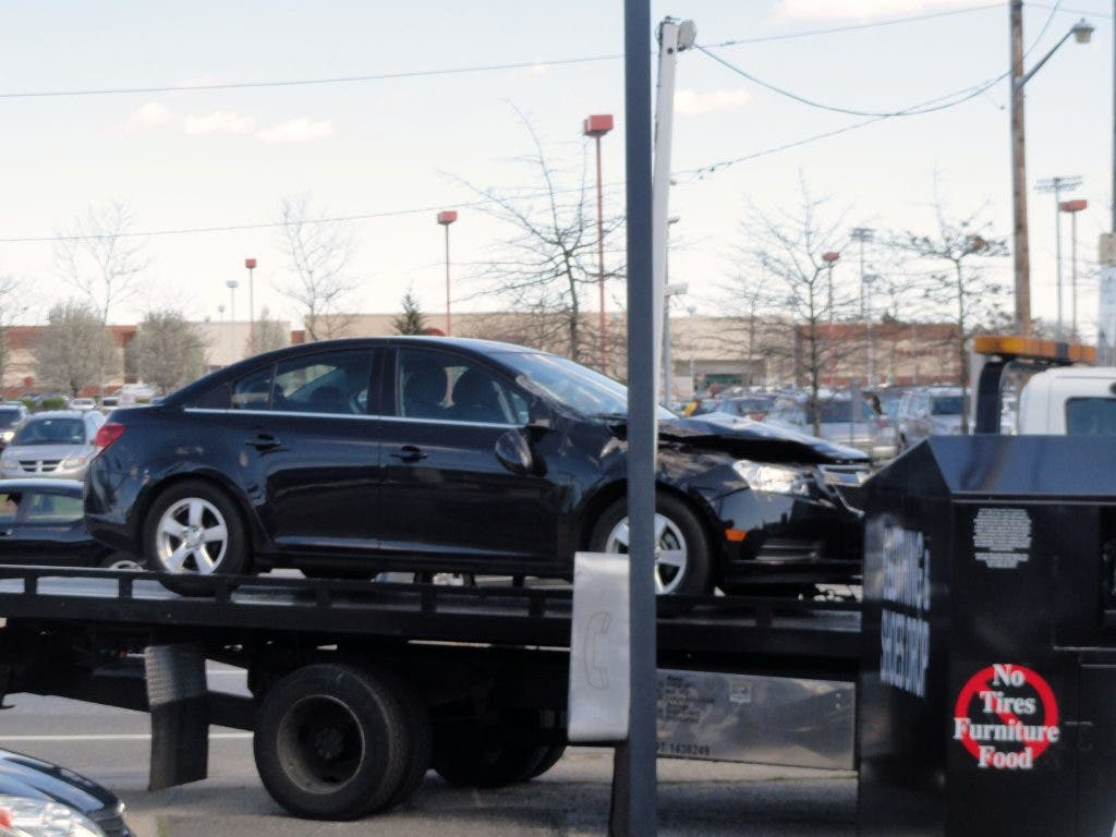 Multi-Vehicle Crash Shuts Down Portion of Wantagh Avenue