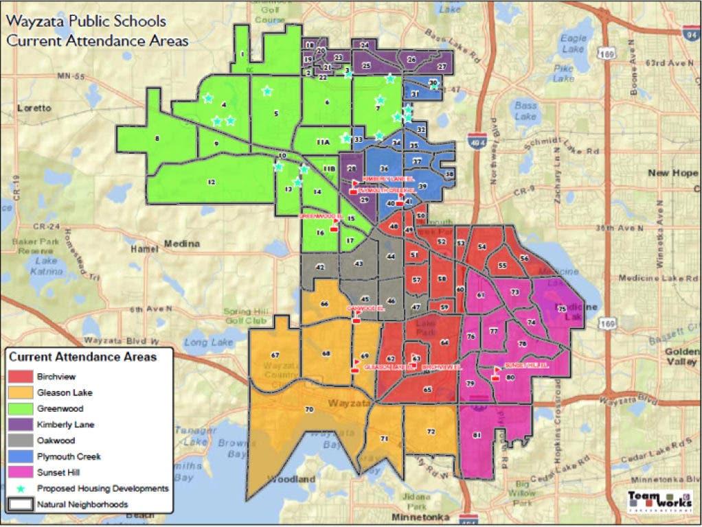Wayzata School District Map This Week: Public Meetings About Wayzata School Boundaries
