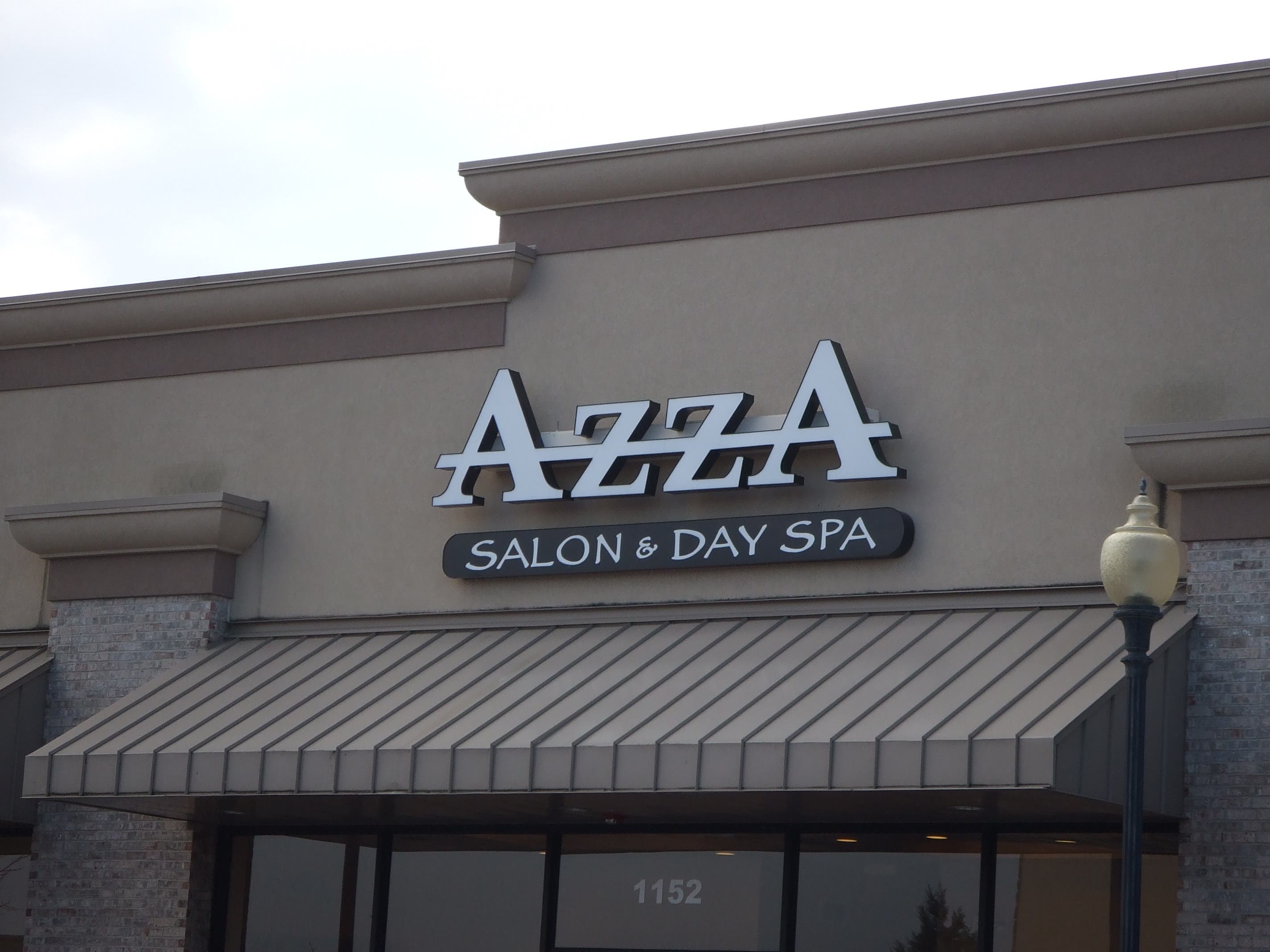 Super Azza Salon And Day Spa Leaves Mason Square Location Oswego Pabps2019 Chair Design Images Pabps2019Com