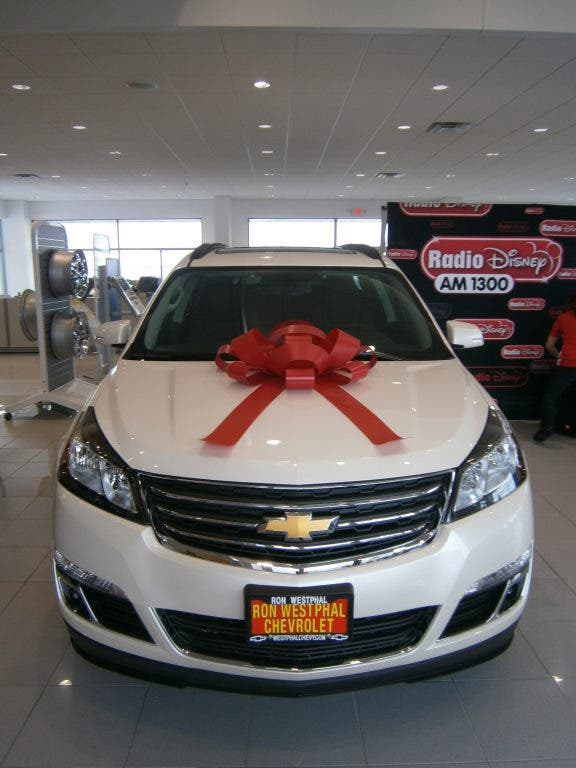 Local Resident Wins Chevrolet Sweepstakes | Oswego, IL Patch