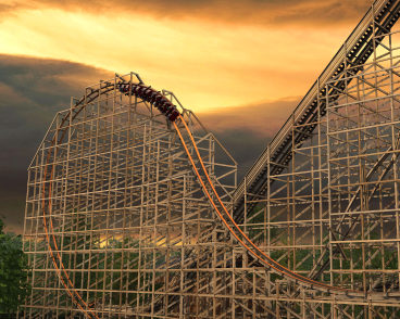 Goliath Fastest Wooden Rollercoaster Coming To Great America