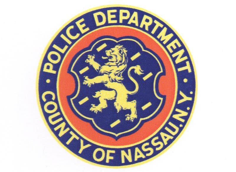 Police Patch N.Y County of Nassau
