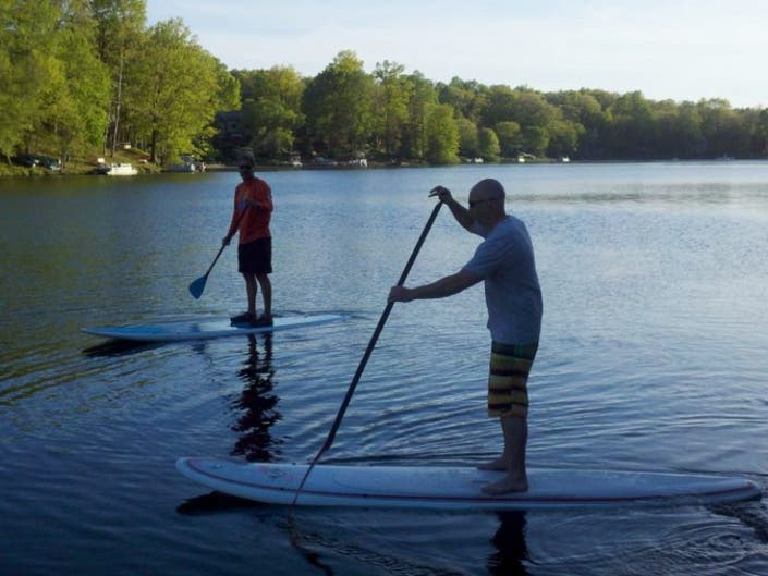 0ca1cc34c794 Surfs Up in Reston? Connect with other Reston residents and enjoy the  fastest-growing paddlesport Stand Up Paddleboarding ...