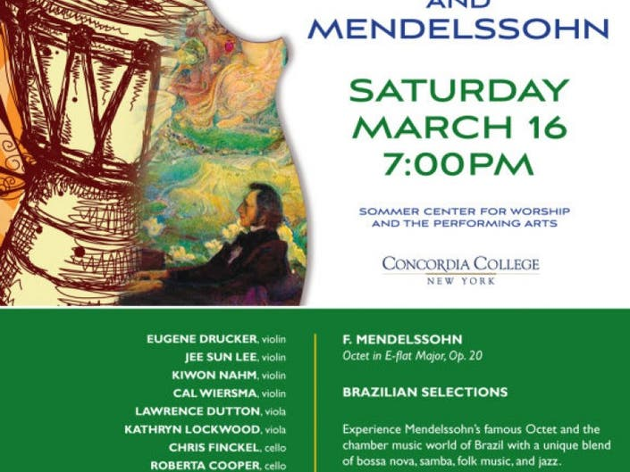 Concordia Conservatory Hoch Chamber Music Concert