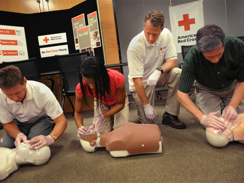 Red Cross Cpraed Adult Ridgewood Nj Patch