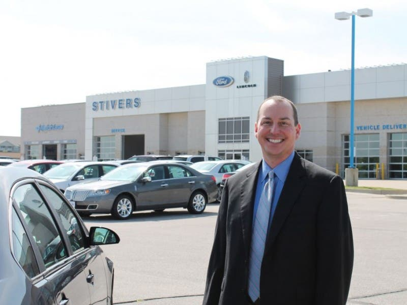 ... IN CASE YOU MISSED IT: Stivers Ford Lincoln Credits Personal Service  With Its Success  ...