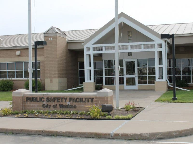police blotter  waukee man arrested for domestic assault