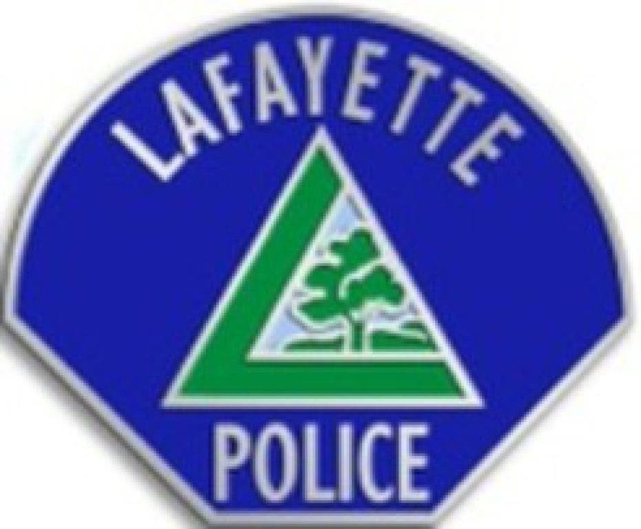 Lafayette Police Blotter | Lamorinda, CA Patch
