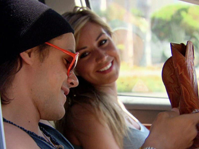 Zach and ashley real world still dating