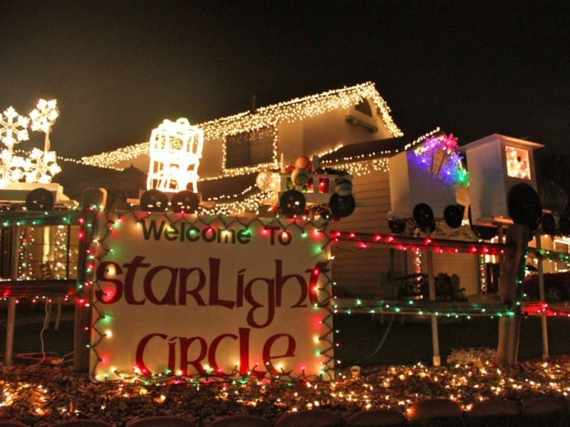 Best Bets for Christmas Light Viewing - Best Bets For Christmas Light Viewing Santee, CA Patch