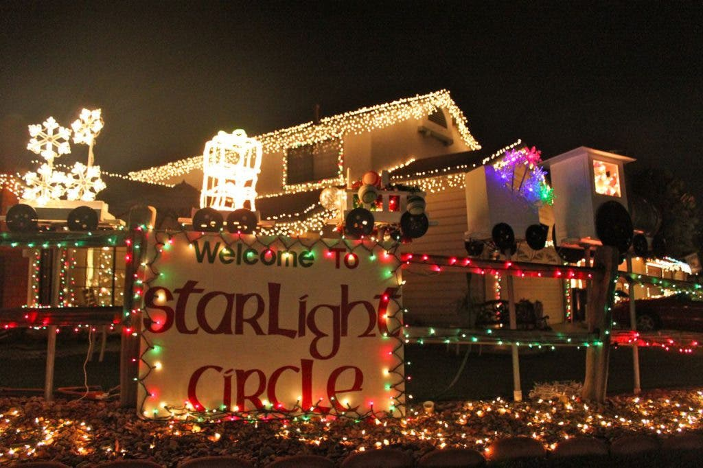 Jingle Bell Hill Christmas Lights Santee 2020 Best Bets for Christmas Light Viewing   Santee, CA Patch