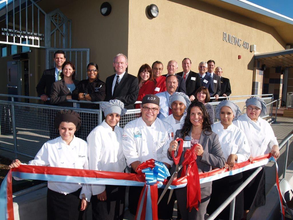El Cajon Valley High School Dedicates New Restaurant