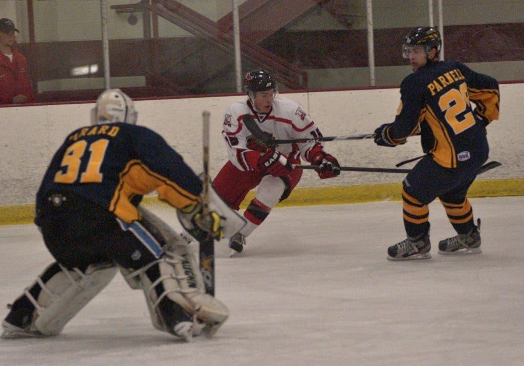 Former Teammates Are Now Rivals In Junior Hockey Stillwater Mn Patch