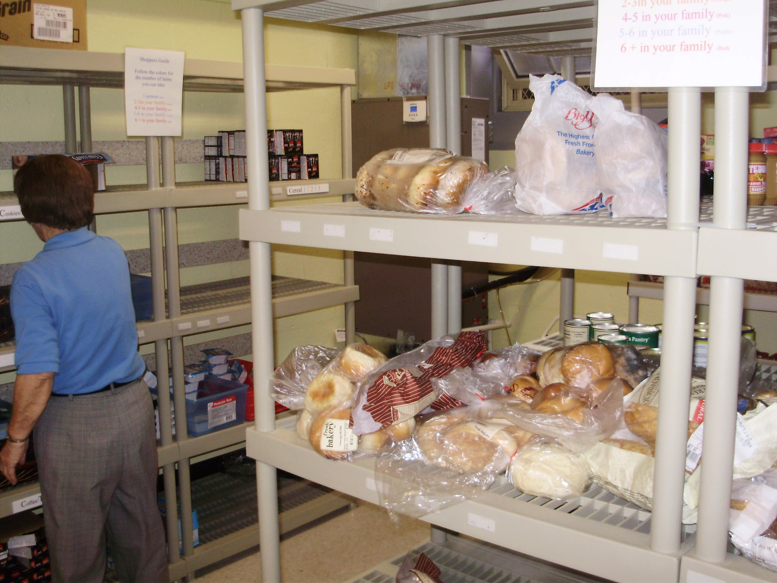 Canton Food Pantry Provides More Than Just Food Canton