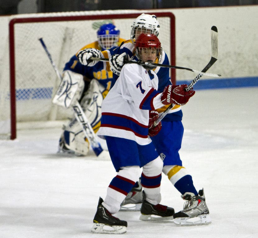 Mustang Boys Hockey Tournament Road Begins Tonight Norwood Ma Patch