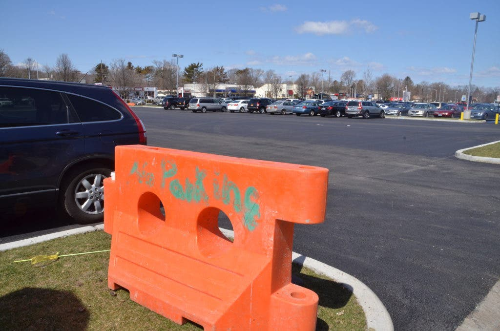 Whitman Mall Renovations To Be Done By November Commack
