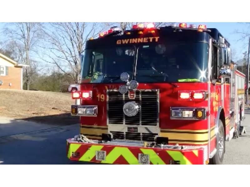 Applications Open for Gwinnett Citizen's Fire Academy