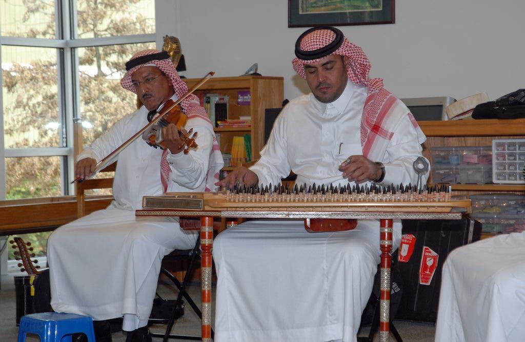 Sandy Springs Students Experience Saudi Arabian Music