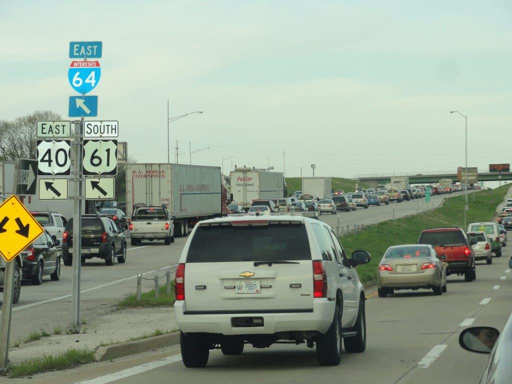 Hwy 40 Traffic