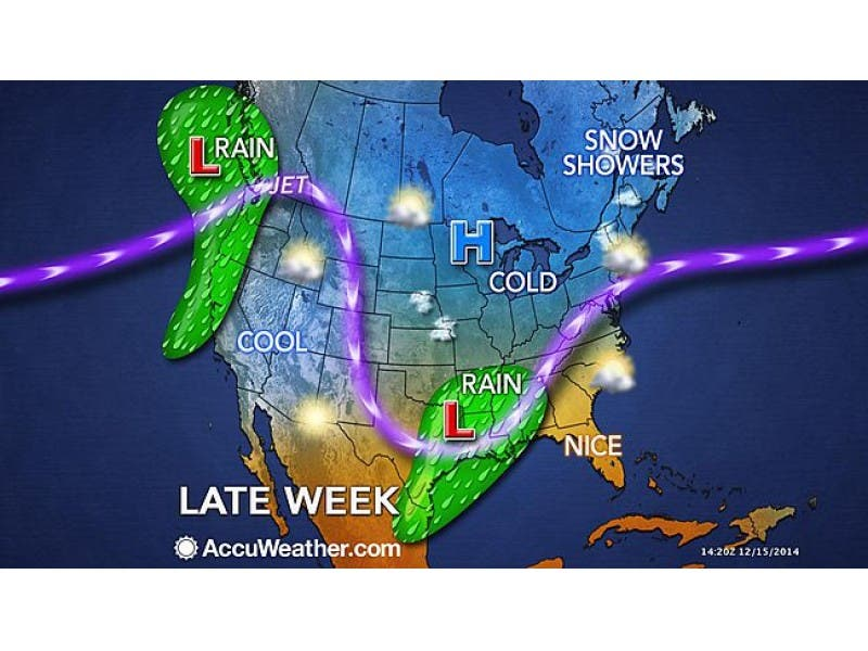 white wet christmas snow rain will hit new jersey this week and