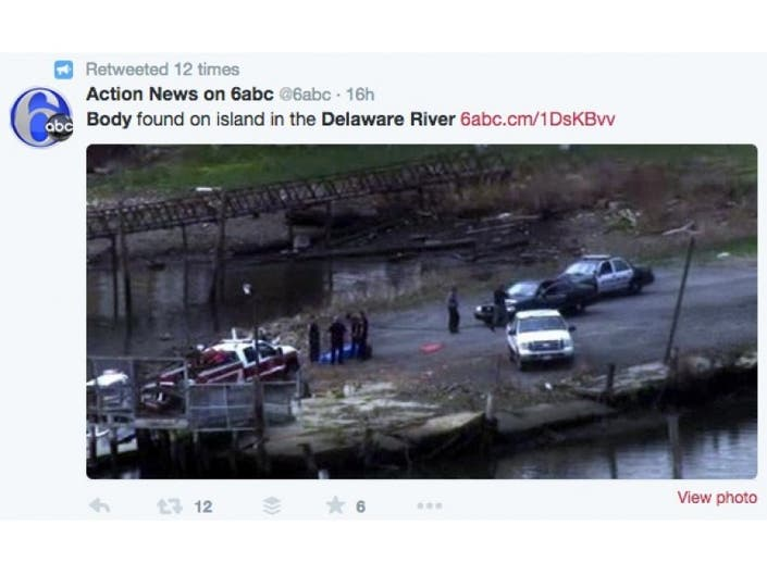 Body Found In Delaware River | Gloucester Township, NJ Patch