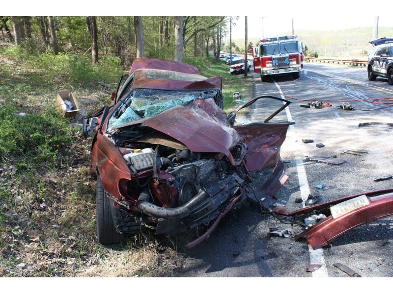 5 Adults, 2 Children Die In 4 Accidents In One of N J 's