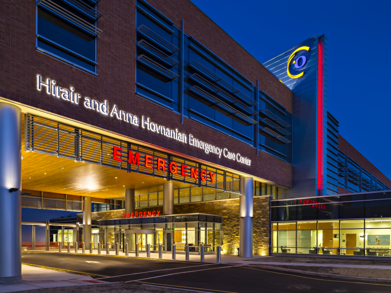 jersey hospital