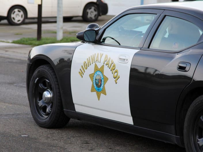 Crash on I-80 Closes One Eastbound Lane in Vacaville