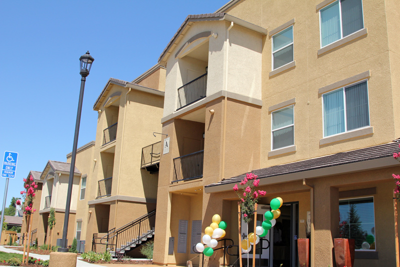 Low Income Apartment Complex Opens On Elk Grove Florin Road Elk Grove Ca Patch