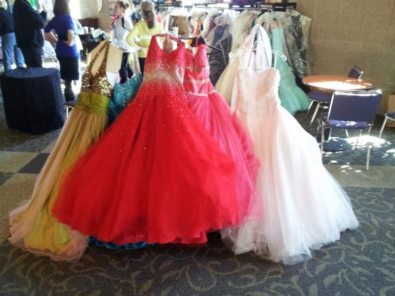 Prom Dress Suit And Dress Clothing Resale This Saturday In