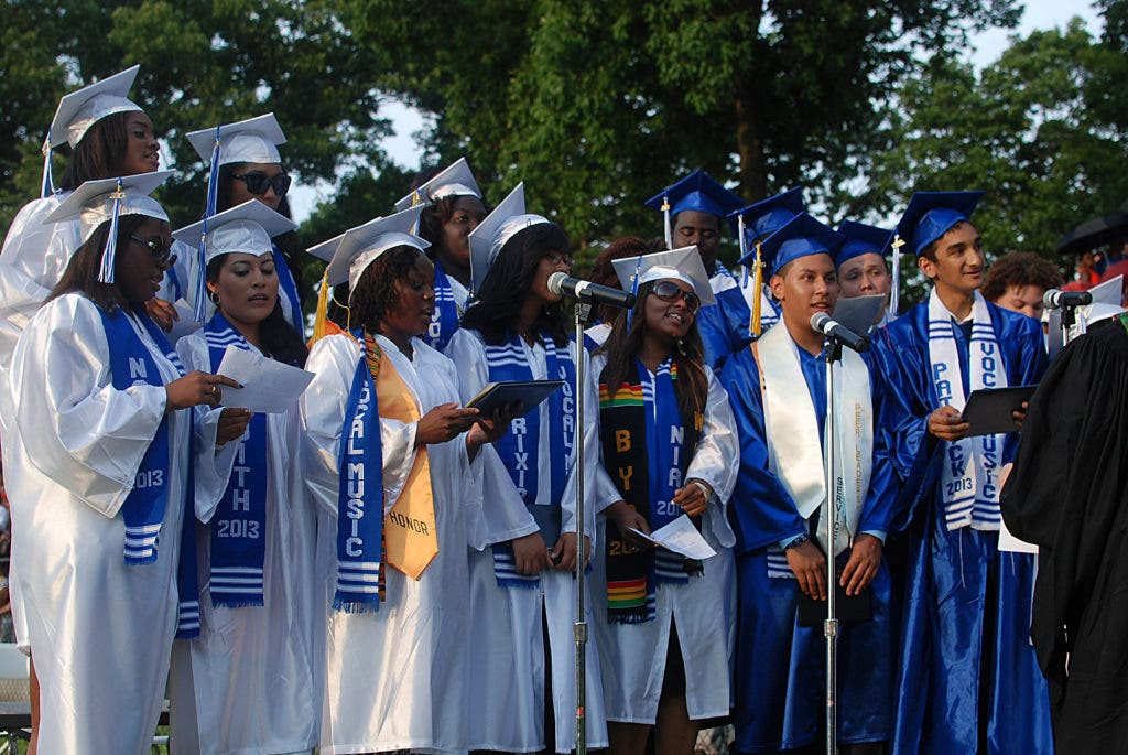 Photos Teaneck High School Class Of 2013 Graduation Teaneck Nj Patch