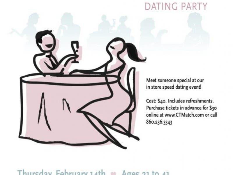 hartford speed dating