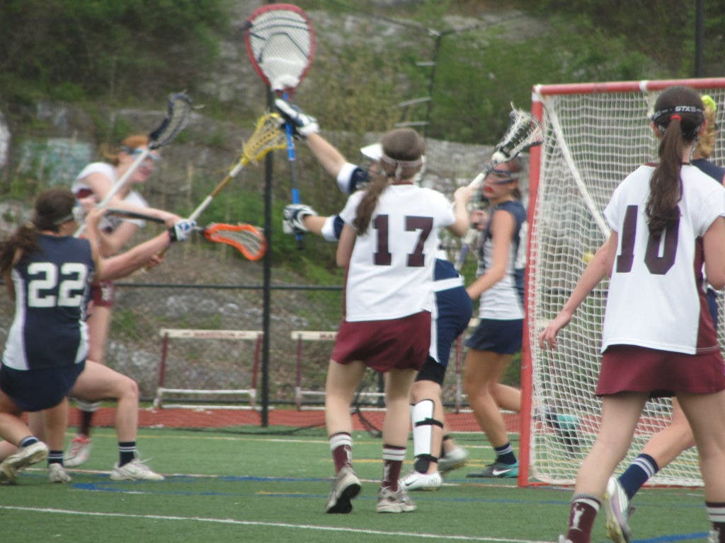 Koller's 6 Goals Not Enough For Girls LAX | Harrison, NY Patch