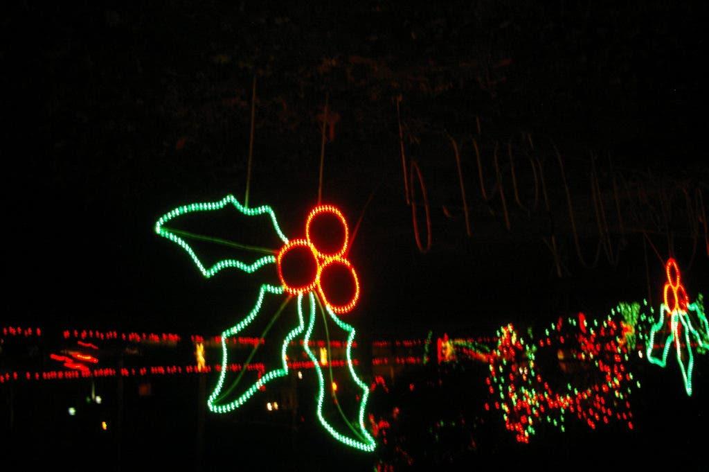 Tilles Park Christmas Lights.Winter Wonderland Ladue S Tilles Park Shines With The