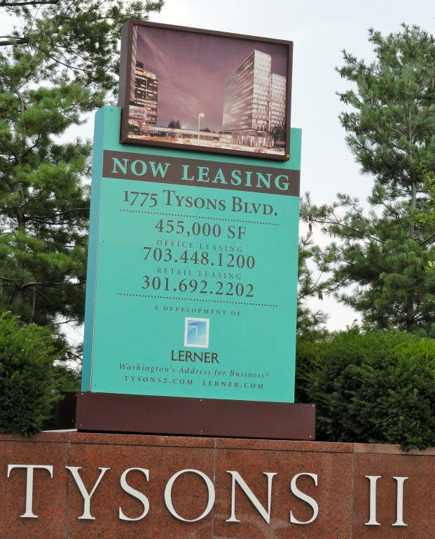 New High-Rise Office Building Coming To Tysons Corner At